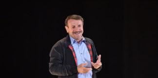 """Giacomo Poretti nello spettacolo """"Fare un'anima""""@ Photopiù"""