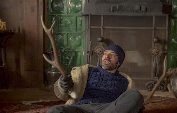 Luca Argentero nel film Cosa fai a Capodanno?