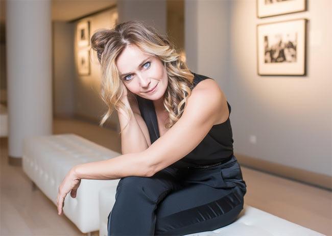 Lucia Mascino madrina della 36^ edizione del Torino Film Festival