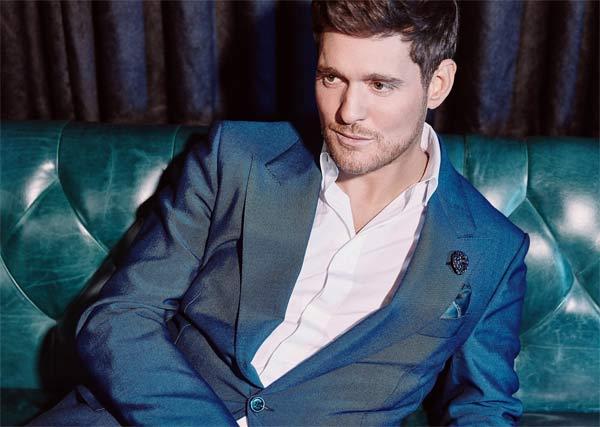 Michael Bublé: due concerti in Italia a settembre 2019