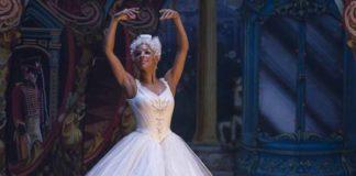 """Misty Copeland nel film """"Lo schiaccianoci e i Quattro Regni"""""""