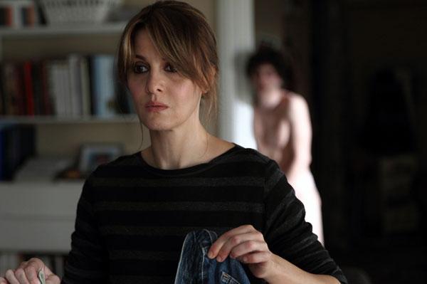 Paola Cortellesi nel film Qualcosa di nuovo