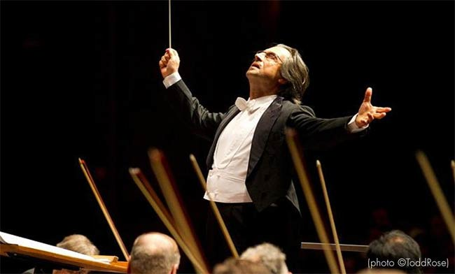 Riccardo Muti - Save The Date incontra il Maestro