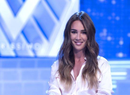 Silvia Toffanin in Verissimo