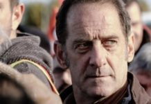 Vincent Lindon nel film In guerra