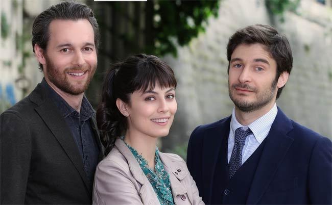 L'Allieva 2 con Alessandra Mastronardi, Lino Guanciale, Giorgio Marchesi