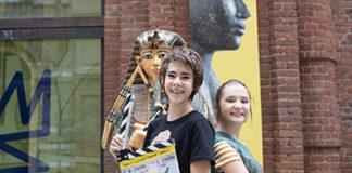 Berni e il Giovane Faraone