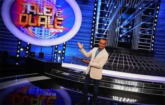 Carlo Conti in Tale e Quale Show