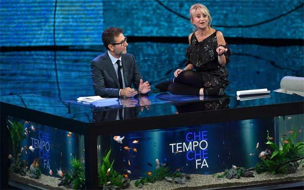 Fabio Fazio e Luciana Littizzetto, Che Tempo che fa