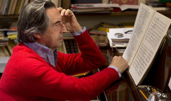 Riccardo Muti protagonista A raccontare comincia tu