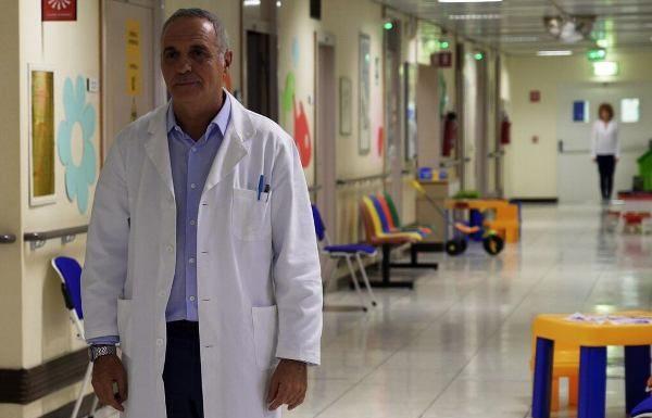 Giorgio Panariello nel cortometraggio Roba da grandi