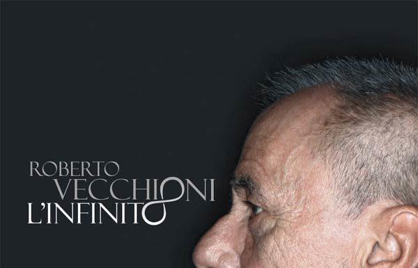 Roberto Vecchioni - Cover album L'infinito