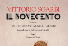 Vittorio Sgarbi, Il Novecento