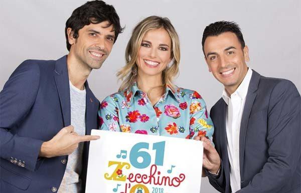 Lo Zecchino d'Oro è condotto da Francesca Fialdini insieme a Gigi & Ross