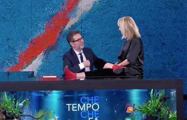 Fabio Fazio e Luciana Littizzetto - Che Tempo Che Fa