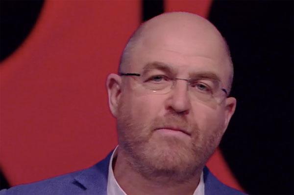 Massimo Gramellini nel programma Le Parole della Settimana