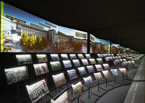 """Museo Teatrale alla Scala, cr Andrea Martiradonna - Mostra """"La magnifica fabbrica """""""