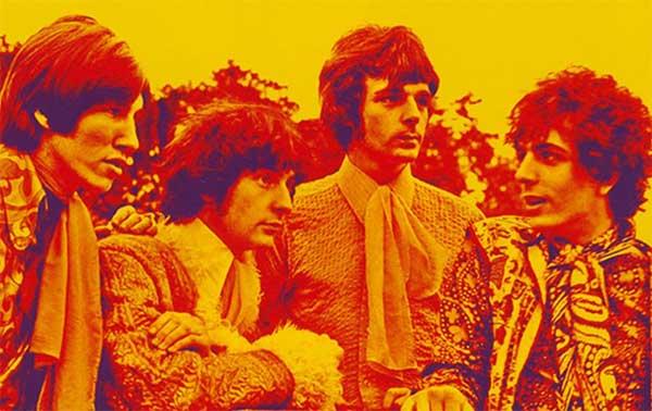 Pink Floyd, nel gruppo David Gilmour