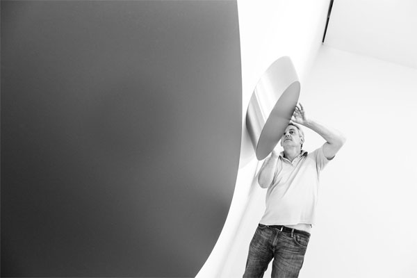 Wolfram Ullrich; Courtesy Dep Art Gallery; Photo by Fabio Mantegna, Milano