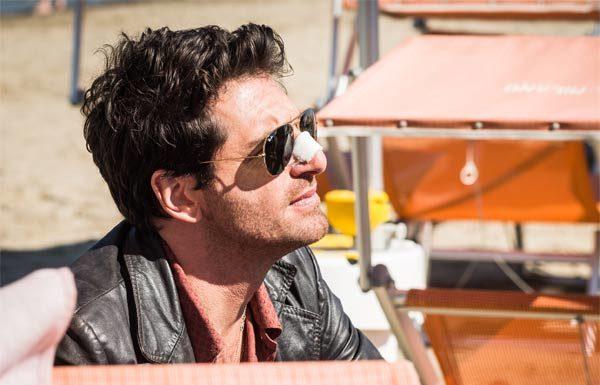 Giampaolo Morelli protagonista de L'ispettore Coliandro