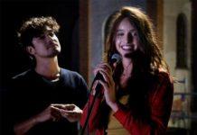 Riccardo Scamarcio e Clara Ponsot nel film Cosimo e Nicole