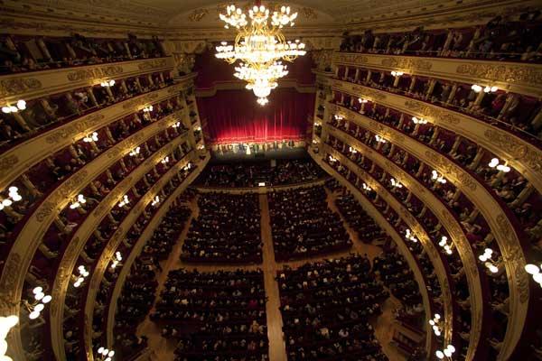 Teatro alla Scala di Milano - Sabato classica