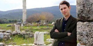 """Alastair Sooke, con la serie """"I tesori dell'antica Grecia"""""""
