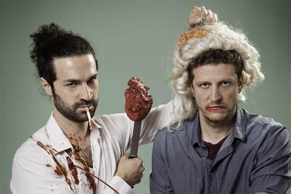 """""""Romeo e Giulietta"""", con Beppe Salmetti e Simone Tangolo"""