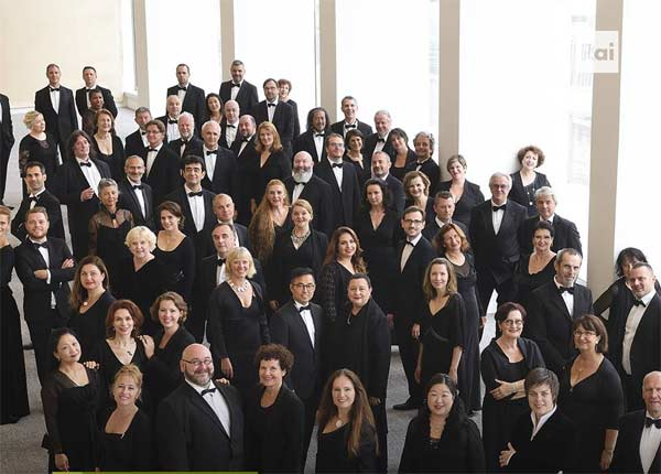Concert for Peace dall'Opéra Royal di Versailles