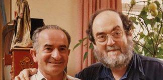 Emilio D'Alessandro e Stanley Kubrick nel documentario S is for Stanley