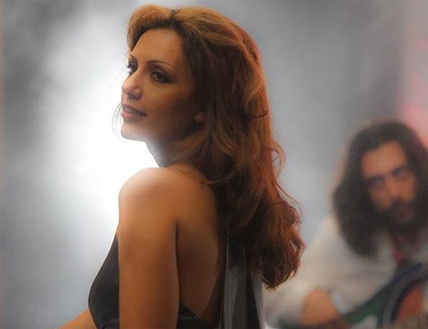 Serena Rossi nel film Io sono Mia