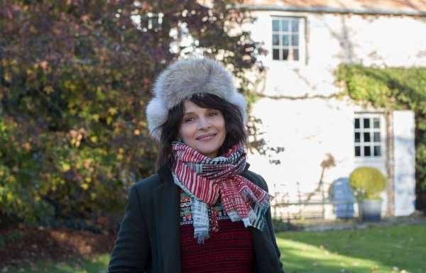 Juliette Binoche nel film Il gioco delle coppie