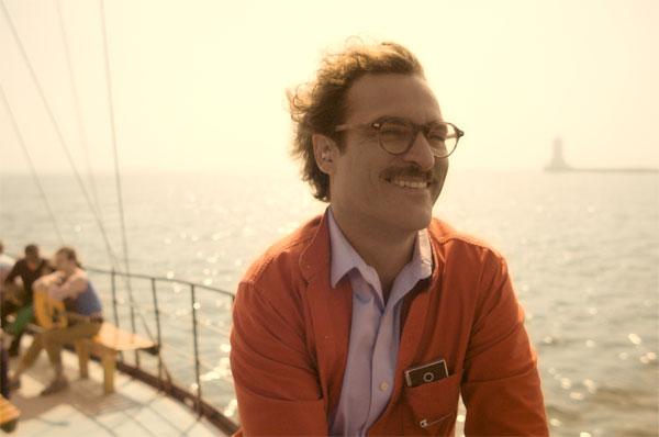 Joaquin Phoenix nel film Lei