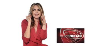 Paola Perego conduce Superbrain. Le Supermenti