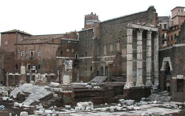 Tesori dell'Antica Roma