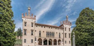 Castello di Thiene - Tempo di Primavera