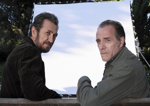Valerio Mastandrea e Marco Giallini nel film Domani è un altro giorno ® Fabio Lovino
