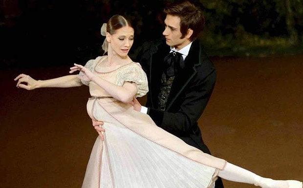 """Balletto """"Onegin"""" di John Cranko"""