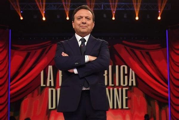 Piero Chiambretti con #CR4 - La Repubblica delle donne