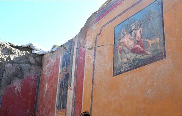 Pompei, Atrio di Narciso