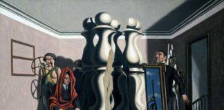 W. Schaad, Metamorphose im Raum, 1930 - Mostra Surrealismo Svizzera