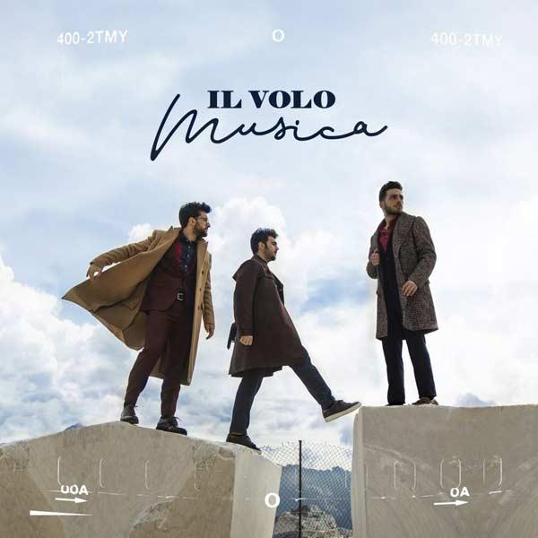 """Il Volo - Cover del nuovo album """"Musica"""""""