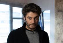 Lino Guanciale protagonista della fiction La porta rossa