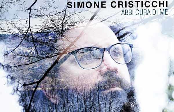 Simone Cristicchi, cover del nuovo album Abbi cura di me