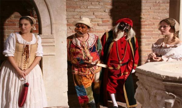 Carlo Goldoni. Venezia Gran Teatro del mondo