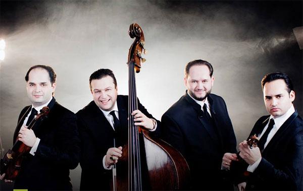 Janoska Ensemble, Concerto di Carnevale dell'Orchestra Rai