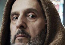 John Turturro protagonista del film Il nome della rosa