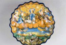 Crespina raffigurante resurrezione dei Morti. Montelupo 1575-80, Brescia, Complesso di San Salvatore e Santa Giulia