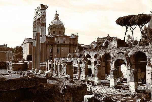 Under Italy – I sotterranei di Roma
