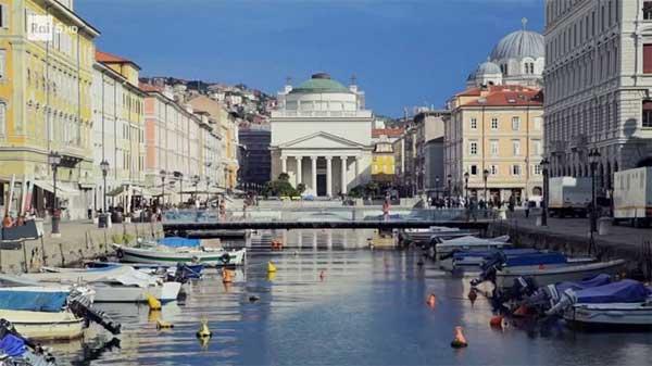 Under Italy - Trieste